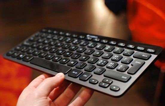 Super Cool Gadgets Logitech K810 Illuminated Keyboard