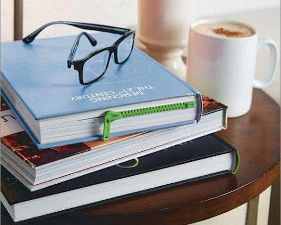 Super Cool Gadgets Zipmark Bookmark Book Page