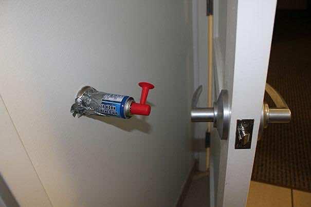 10. Don't Open The Door