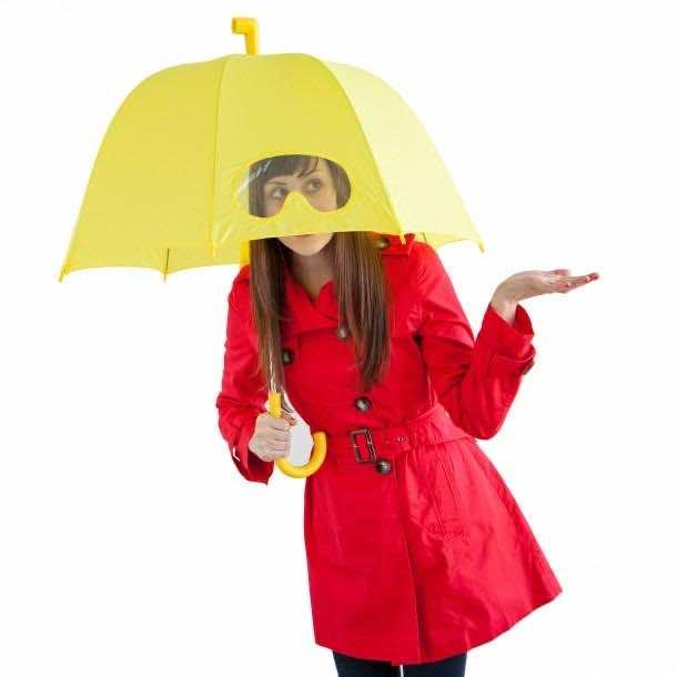 8. Goggle Umbrella