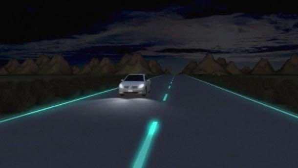 Dutchman brings glow to night-driving