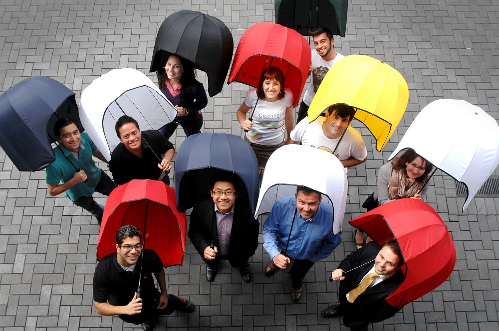 Innovative Umbrella Designs