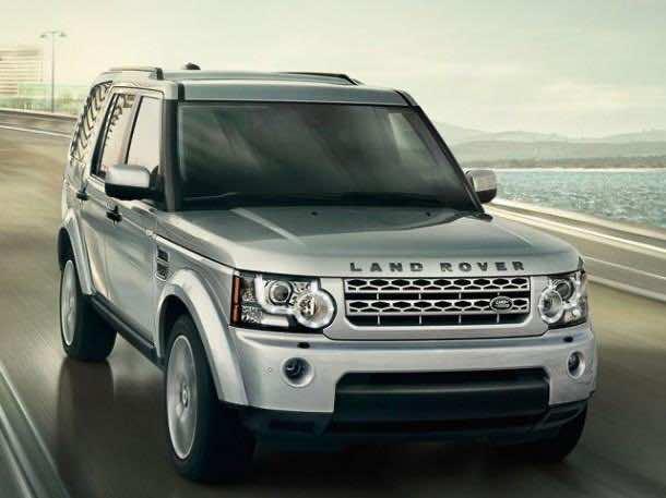 Land Rover Concept 2