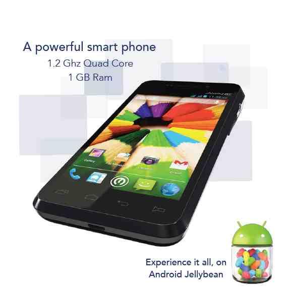 MagicOn Ayane smartphone 2