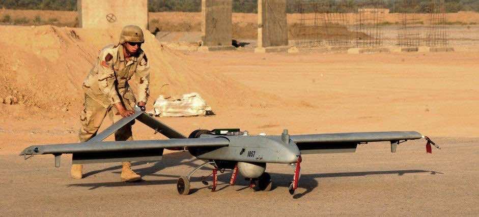 Military DARPA Wi Fi Hotspots