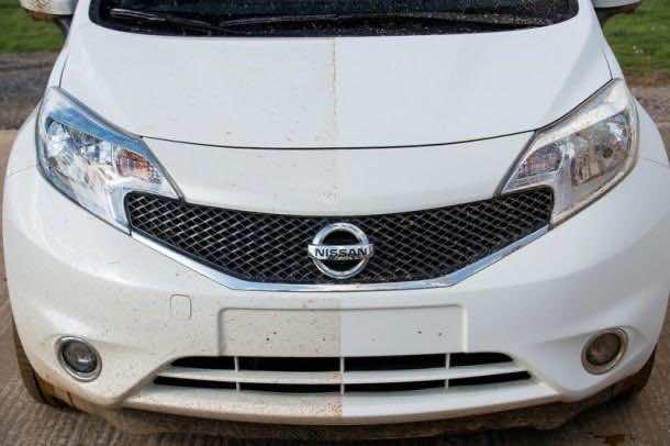 Nissan Wash Free 4