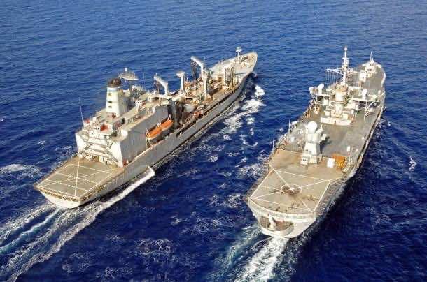 US Navy Game Changer 3