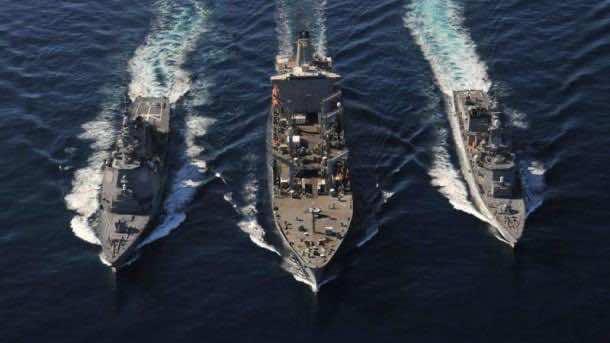 US Navy Game Changer 5