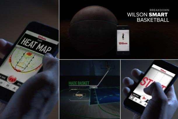 Wilson Smart Basketball 2