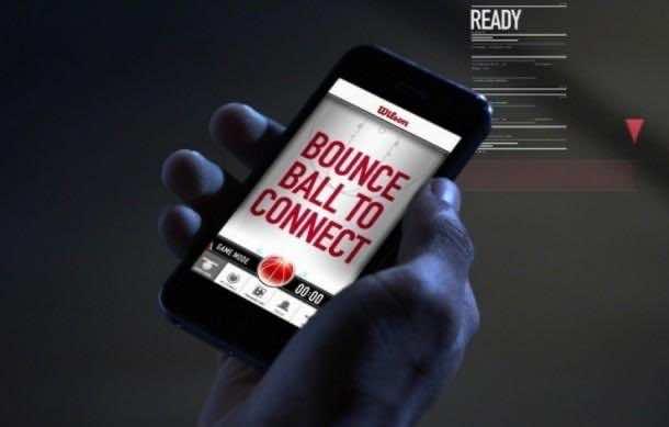 Wilson Smart Basketball 5