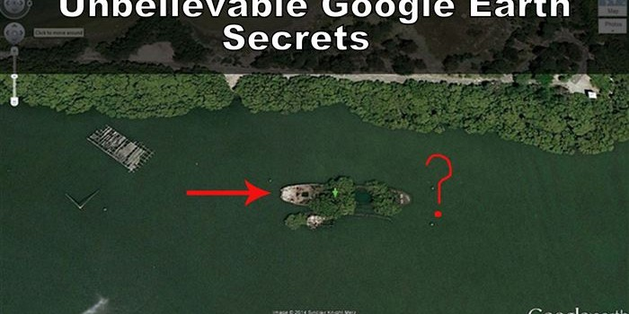 20 Strangest Places You Can See On Google Earth