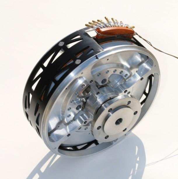 electric motor 12