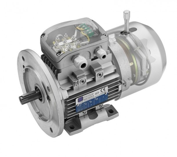 electric motor 13