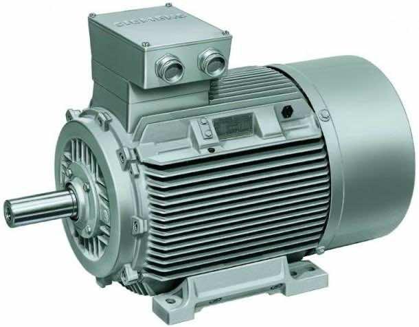 electric motor 16