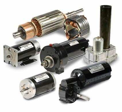 electric motor 6
