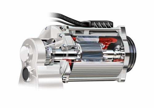 electric motor 8