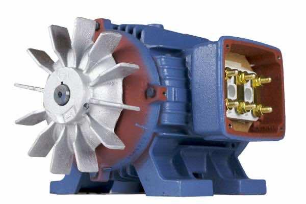electric motor 9