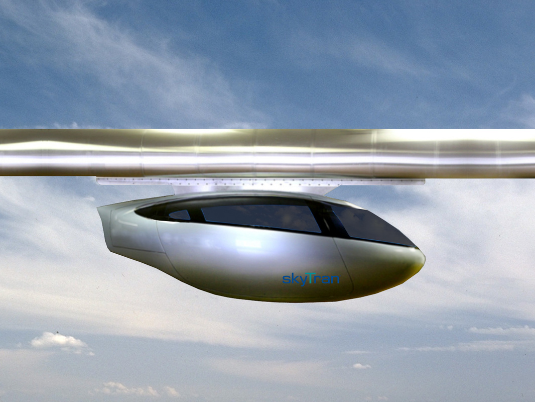 10 Futuristic Transportation Technologies That Will Make