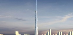 kingdom tower Saudi Arabia