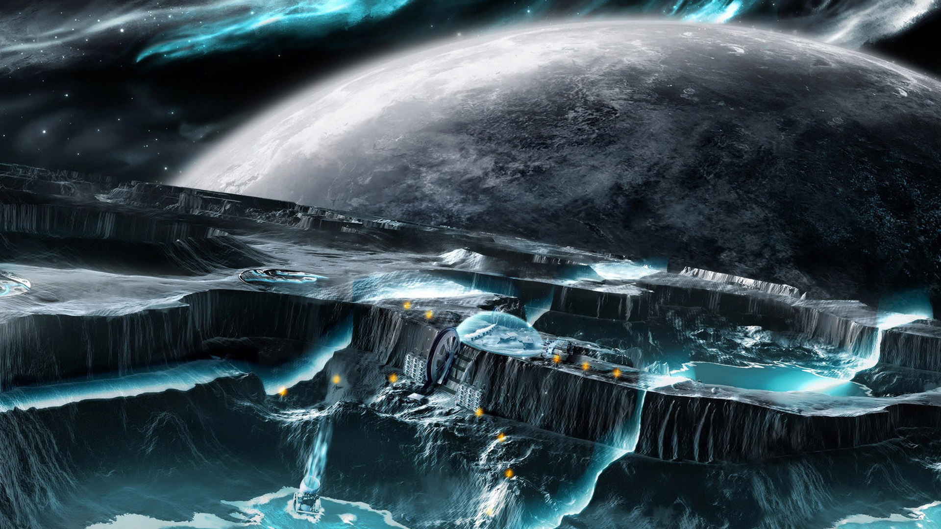 Download largest collection of hd space wallpapers for free - 3d fantasy wallpaper ...