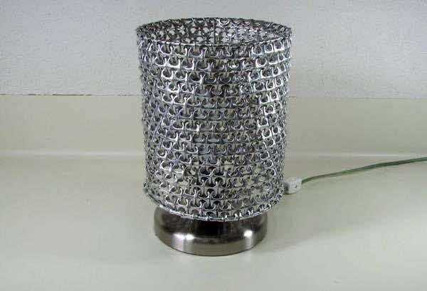10. Pop Tabs Lamp2