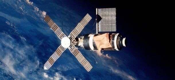 10. Skylab's Heat Shield