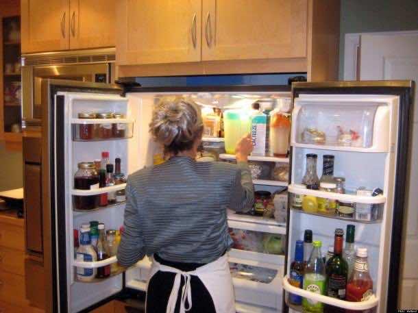 19. Clean your fridge.