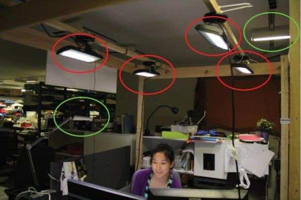 2. Lighting Systems