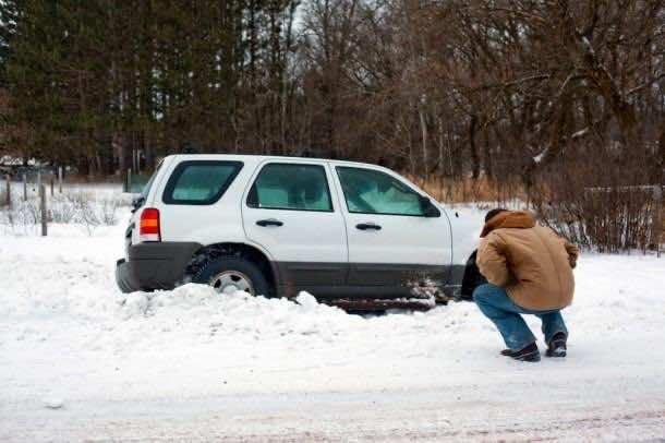 2. Stuck Car