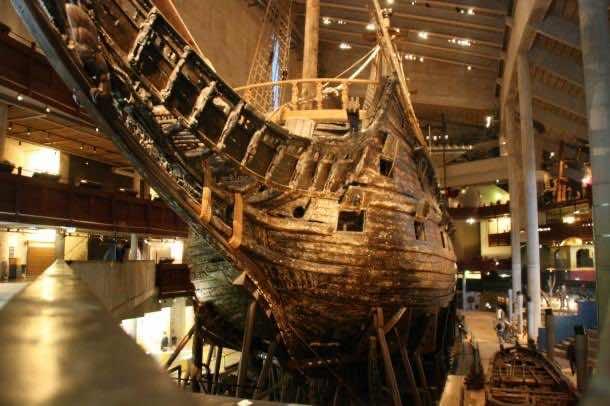 2. The Vasa warship