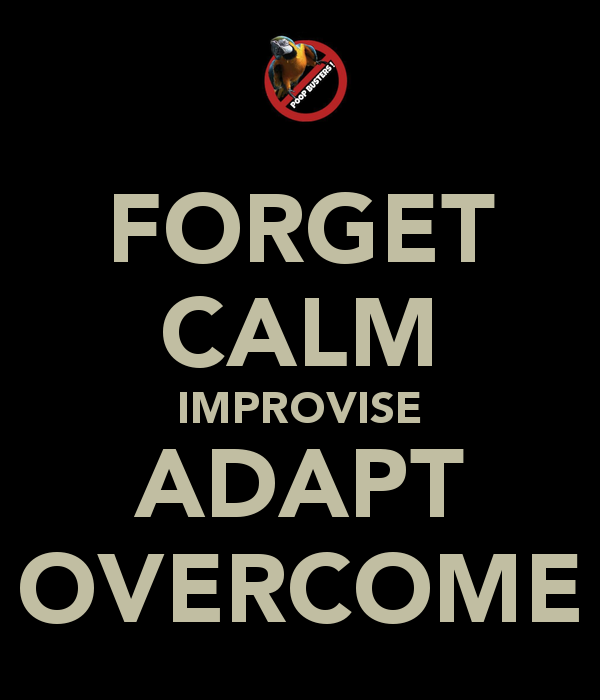 3. Improvise and Optimize