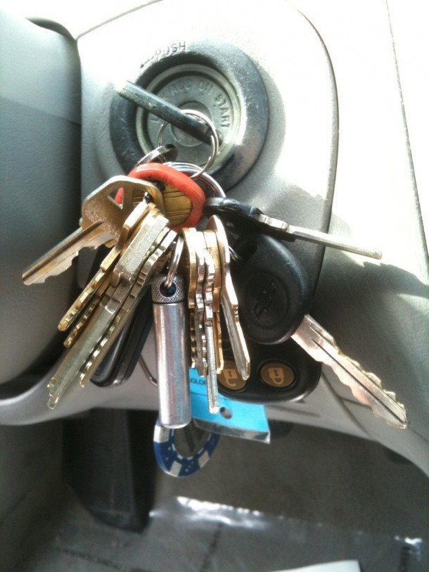 4. Key Chain