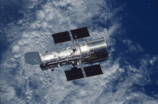 6. The Hubble Space Telescope is Short-sighted