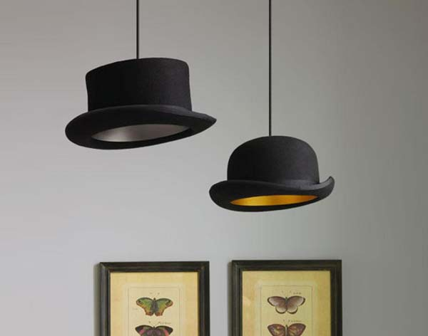 9. The Hat Lamp