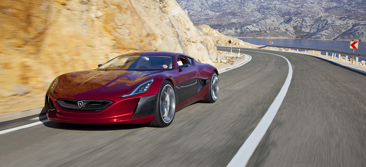Concept One Will Be The World S First Electric Super Car