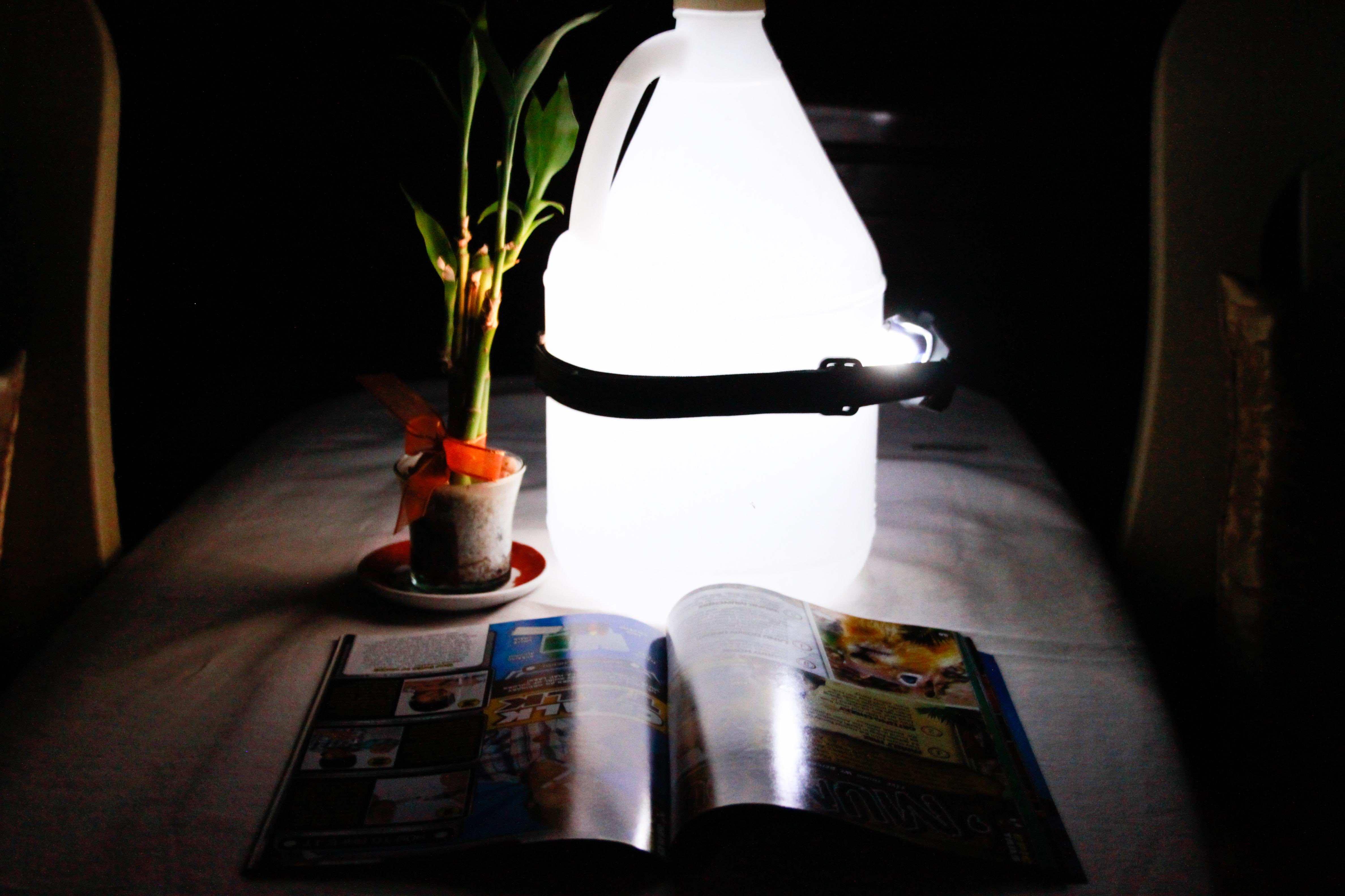 DIY Lamp 4