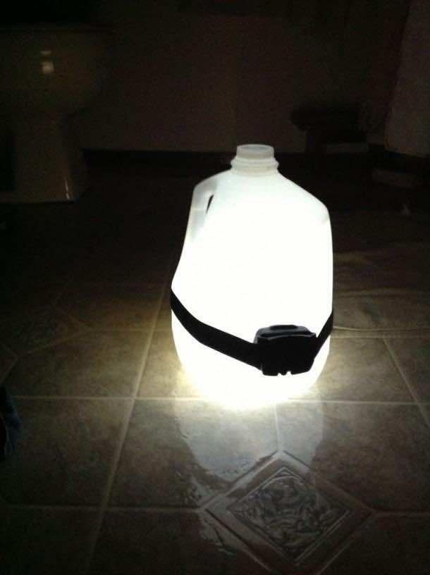 DIY Lamp 5