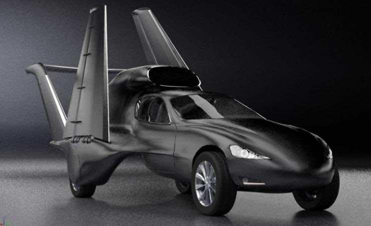 GF7 Flying Car Concept4