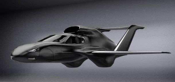 GF7 Flying car