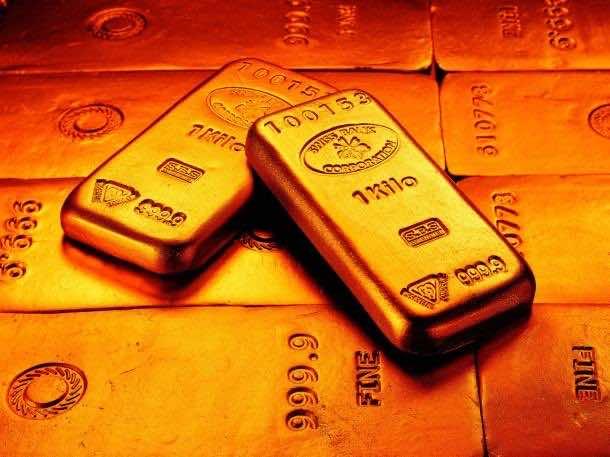 Gold wallpaper 13