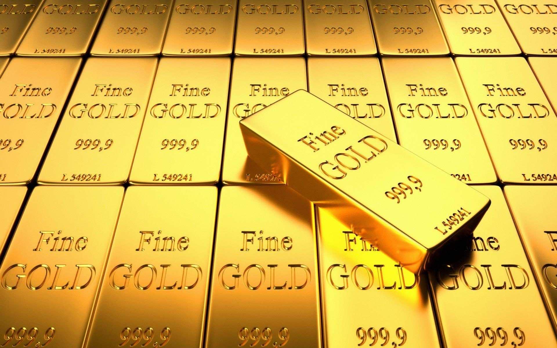 Gold wallpaper 6