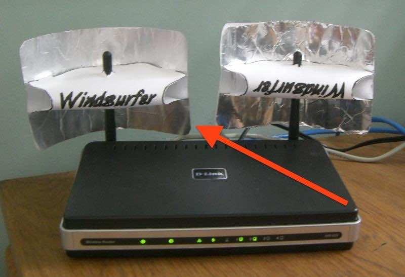 Increasing range of Wifi