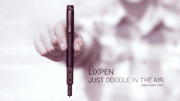 LIX 3D Printing Pen 4