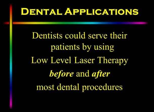 Laser and Dental