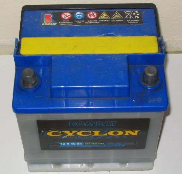 Lead Acid Battery 2