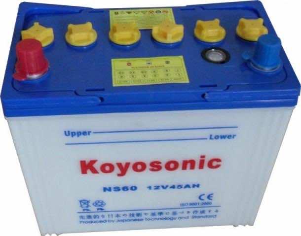 Lead Acid Battery 5