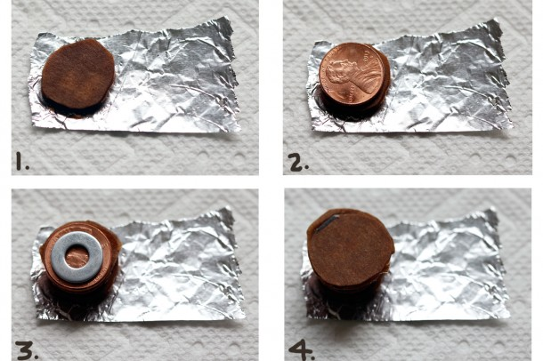 Penny Battery 5
