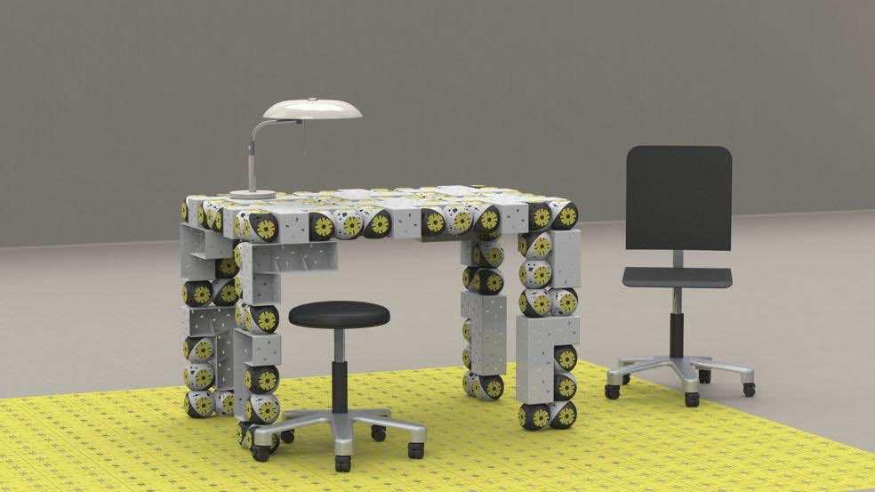 Roombots 6