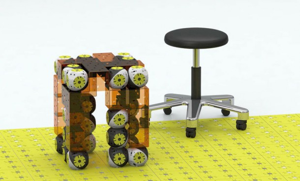 Roombots 8