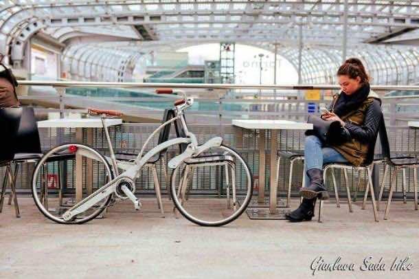 Sada Bike 8